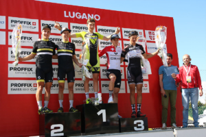 Podium, Proffix Swiss Bike Cup Lugano 2017