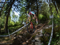 Kevin Kuhn, Weltcup Val di Sole 2018