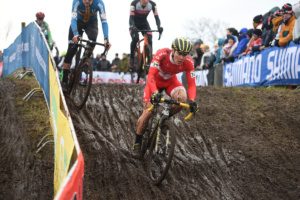 Timon Rüegg, Cyclocross Worldcup Hoogeride 2019