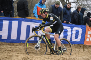 Timon Rüegg, Cyclocross Worldcup Koksijde 2018